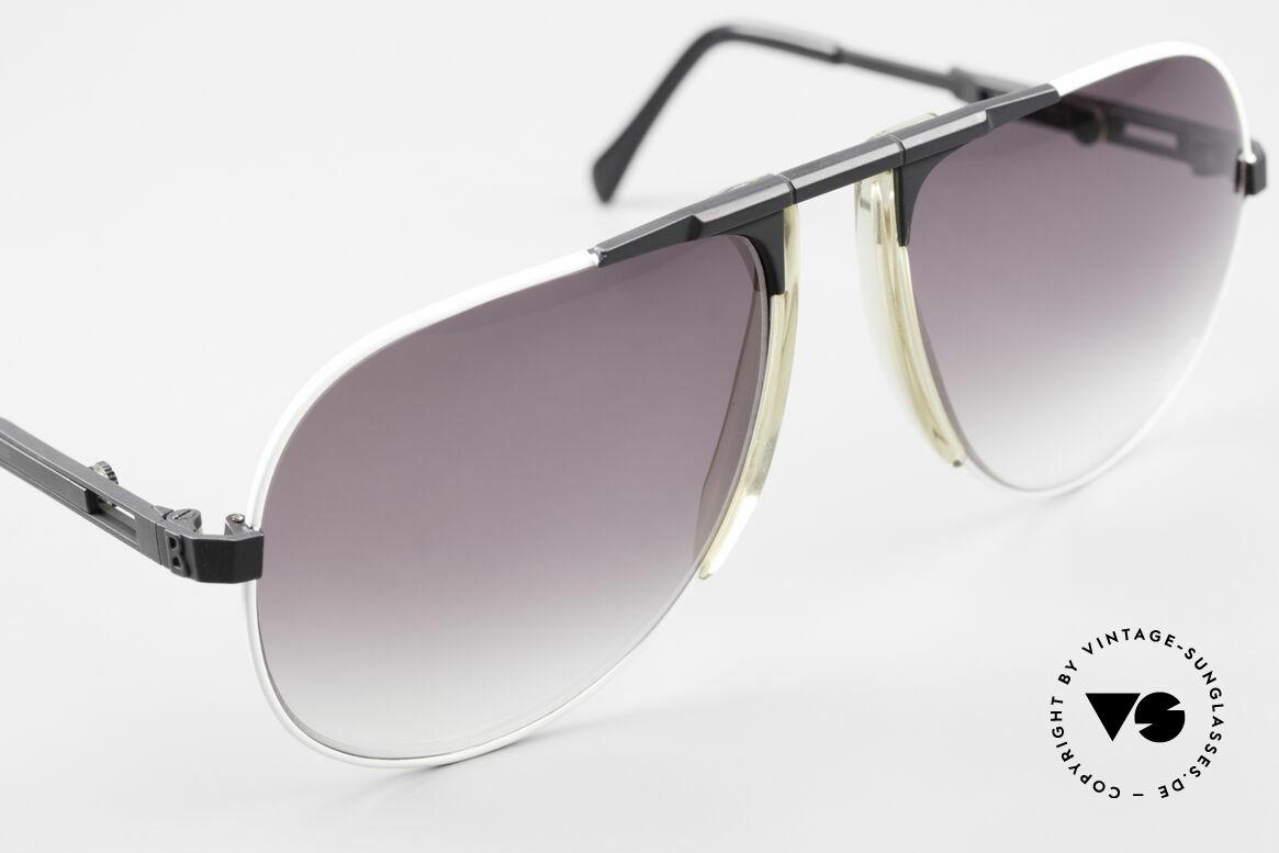 Willy Bogner 7011 Men 80's Sunglasses Adjustable, unworn (like all our vintage sunglasses by W. BOGNER), Made for Men