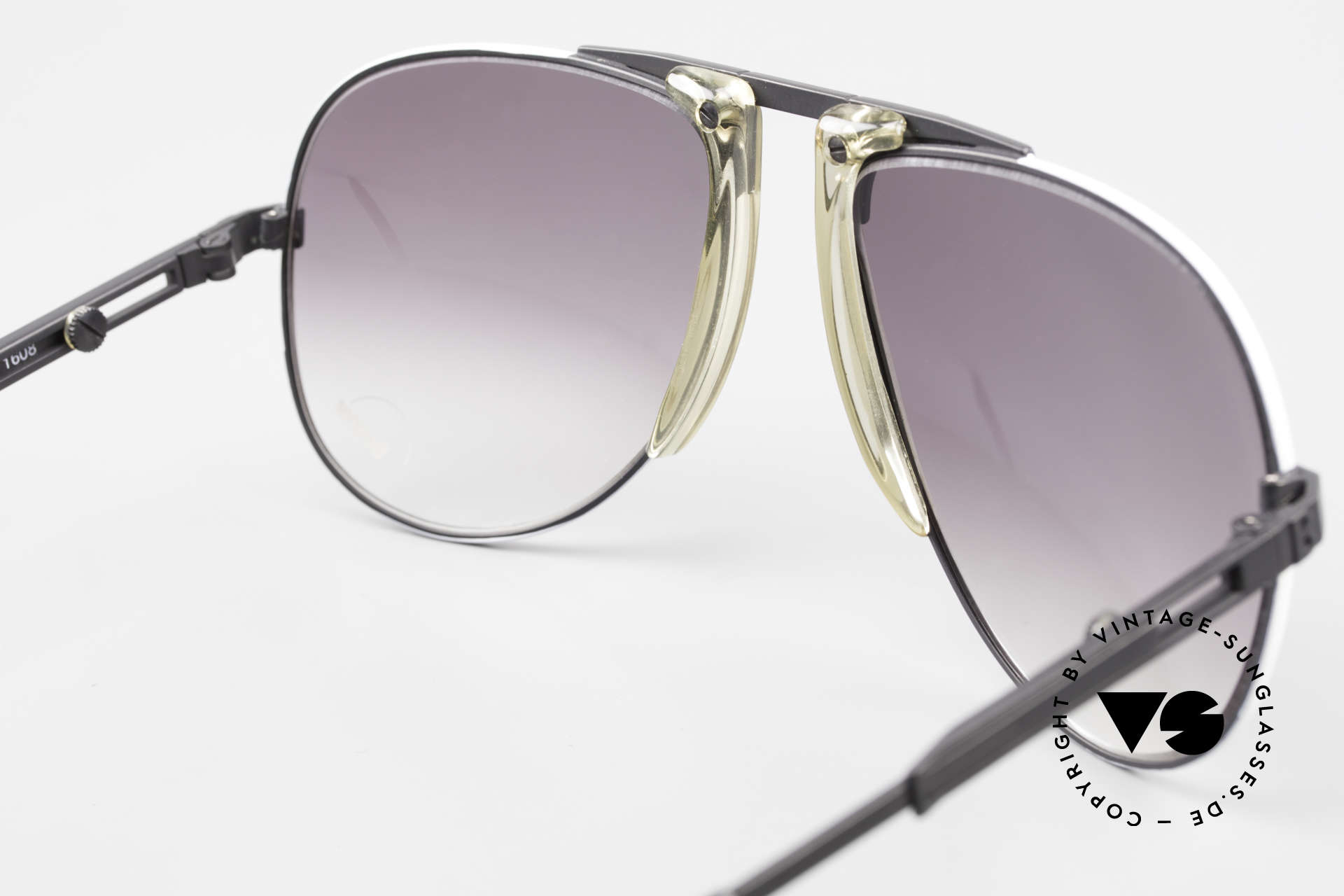 Willy Bogner 7011 Men 80's Sunglasses Adjustable, NO RETRO SHADES, but a rare old 1980's ORIGINAL!, Made for Men