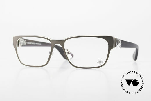 Chrome Hearts GAG'N Luxury Frame For Connoisseurs Details