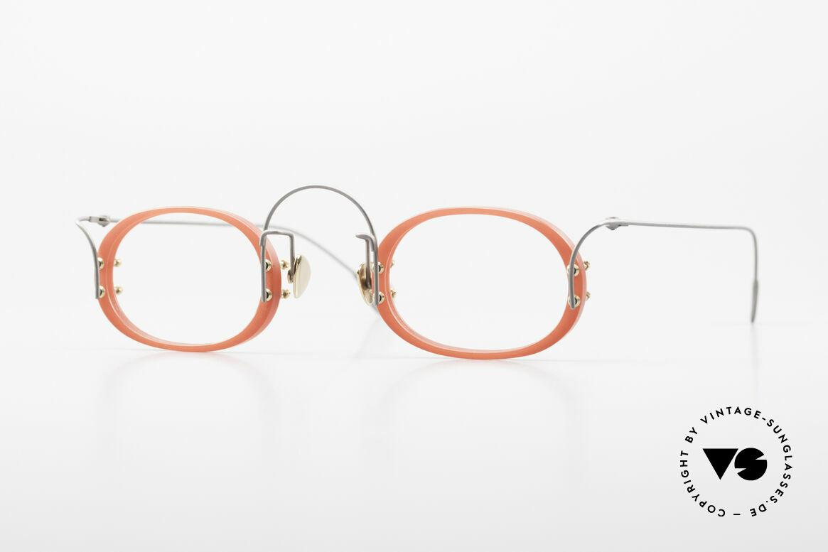 Paul Chiol 13 Designer Art Glasses Vintage, vintage 90's Paul CHIOL designer eyeglass-frame, Made for Men and Women