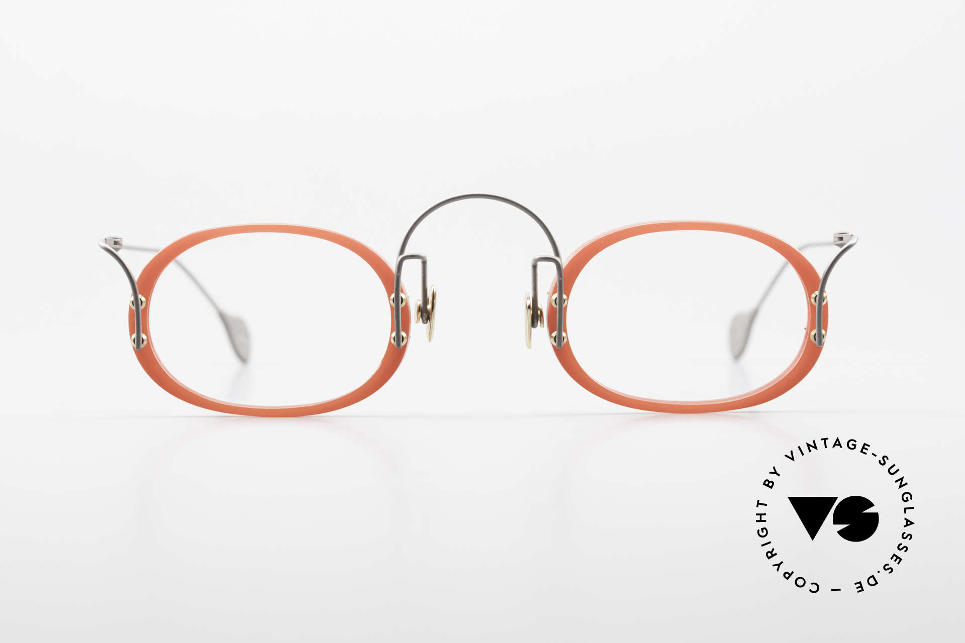 Paul Chiol 13 Designer Art Glasses Vintage, CHIOL = a synonym for sophisticated spectacles, Made for Men and Women