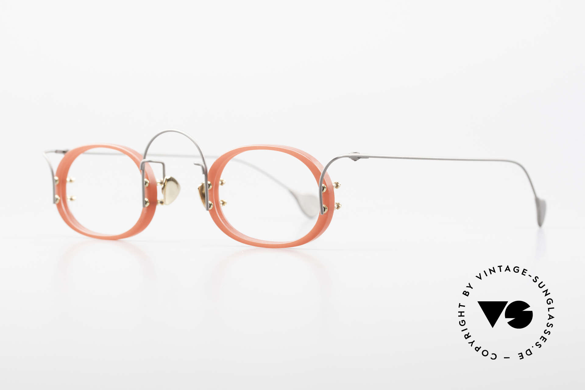 Paul Chiol 13 Designer Art Glasses Vintage, filigree and cleverly devised design; simply chichi, Made for Men and Women