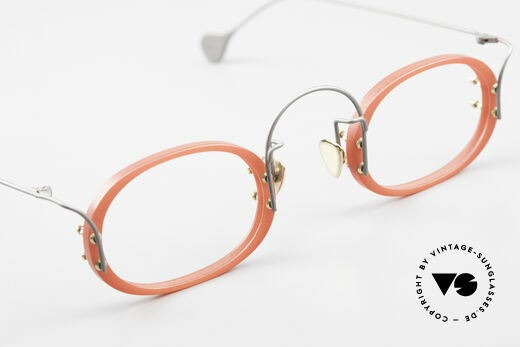 Paul Chiol 13 Designer Art Glasses Vintage, the frame can be glazed with lenses of any kind, Made for Men and Women