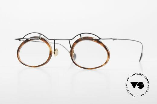 Paul Chiol 06 Artful Designer Eyeglasses 90's Details