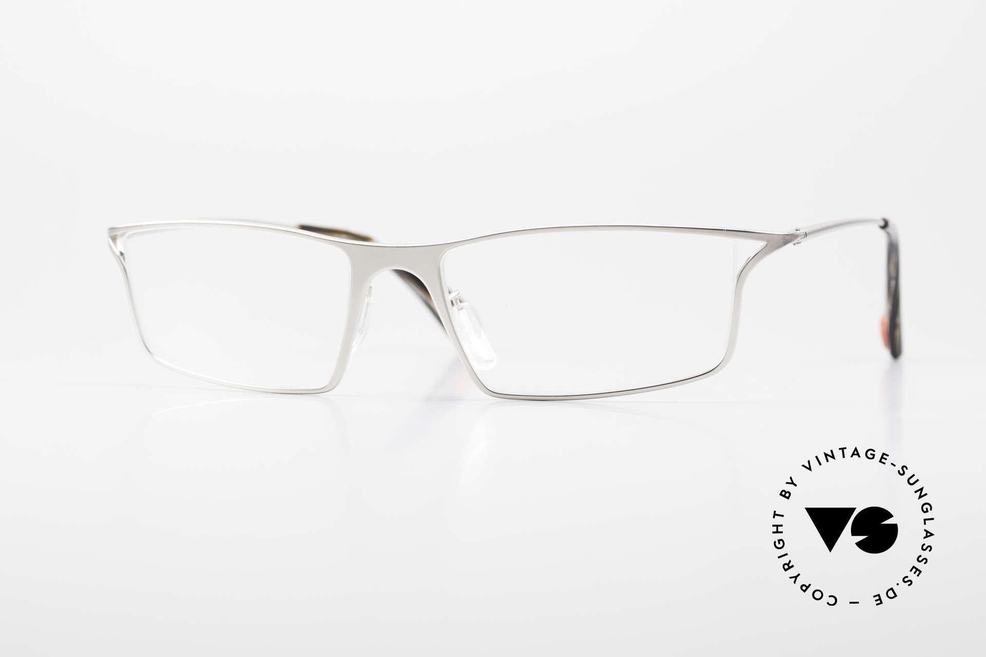 Bugatti 353 Odotype Vintage Luxury Eyeglass Frame, legendary Odotype series for Bugatti fanciers, Made for Men