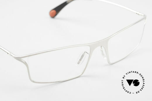 Bugatti 353 Odotype Vintage Luxury Eyeglass Frame, demo lenses can be replaced with prescriptions, Made for Men