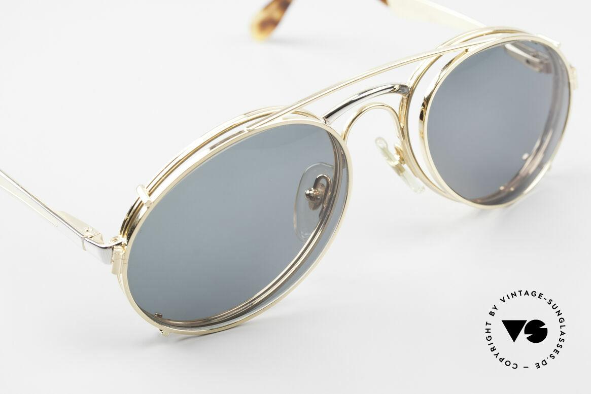 Bugatti 11948 Luxury Men's Glasses Clip On, very noble unworn model (incl. orig. Bugatti case), Made for Men