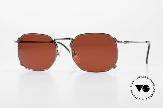 Jean Paul Gaultier 55-8175 Spectacular Vintage Shades Details