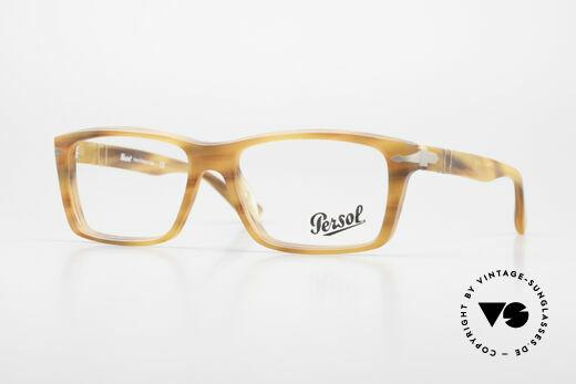 Persol 3060 Men's Glasses Timeless Classic Details