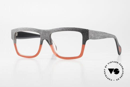 Theo Belgium Mille 43 Designer Frame Ladies & Gents Details