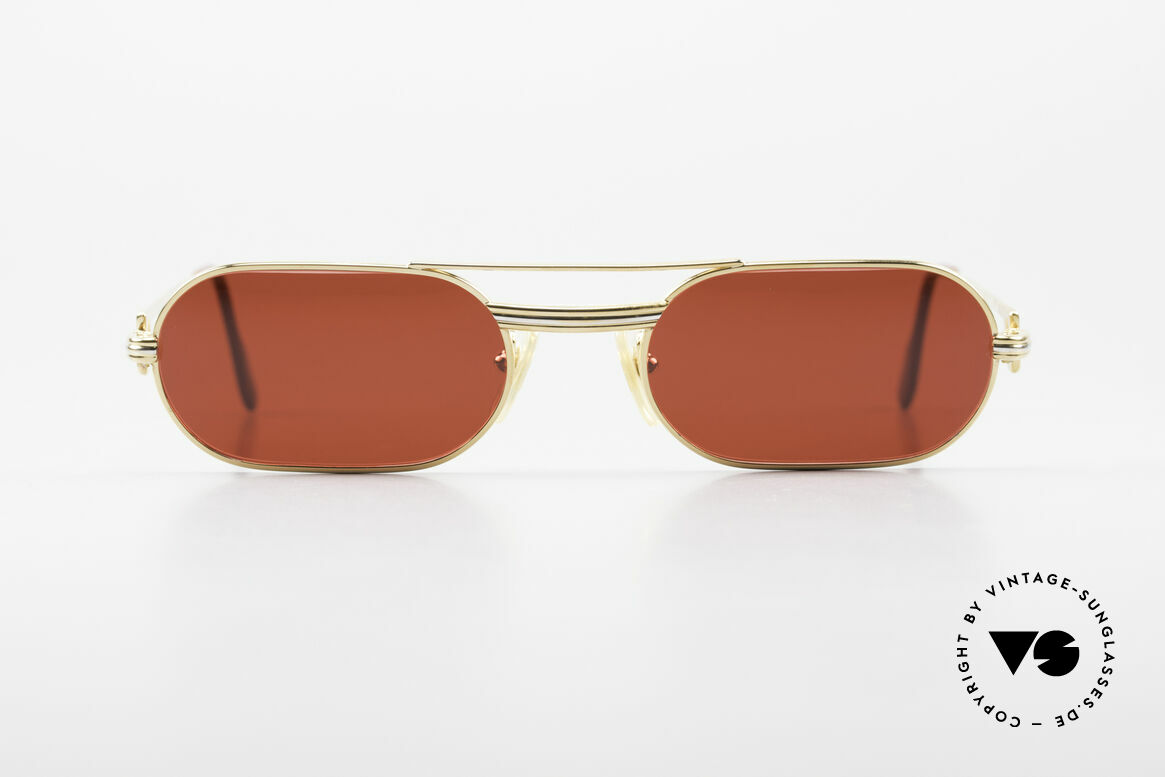 Cartier MUST LC - S 2nd Hand Special Price 3D Red, MUST: the first model of the Lunettes Collection '83, Made for Men and Women