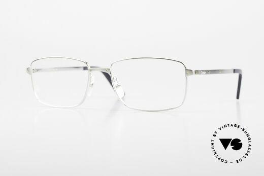 Cartier Core Range CT02040 Classic Luxury Men's Glasses Details