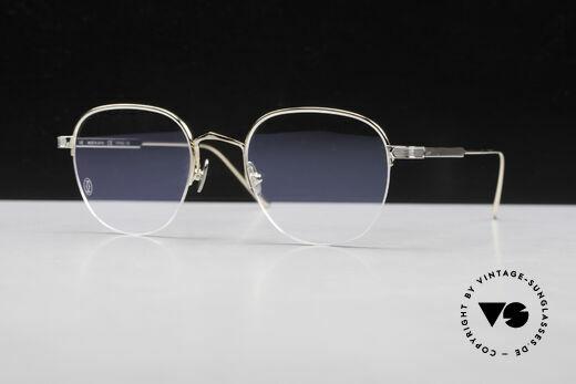 Cartier Titanium CT0164O Panto Glasses Ladies & Gents Details