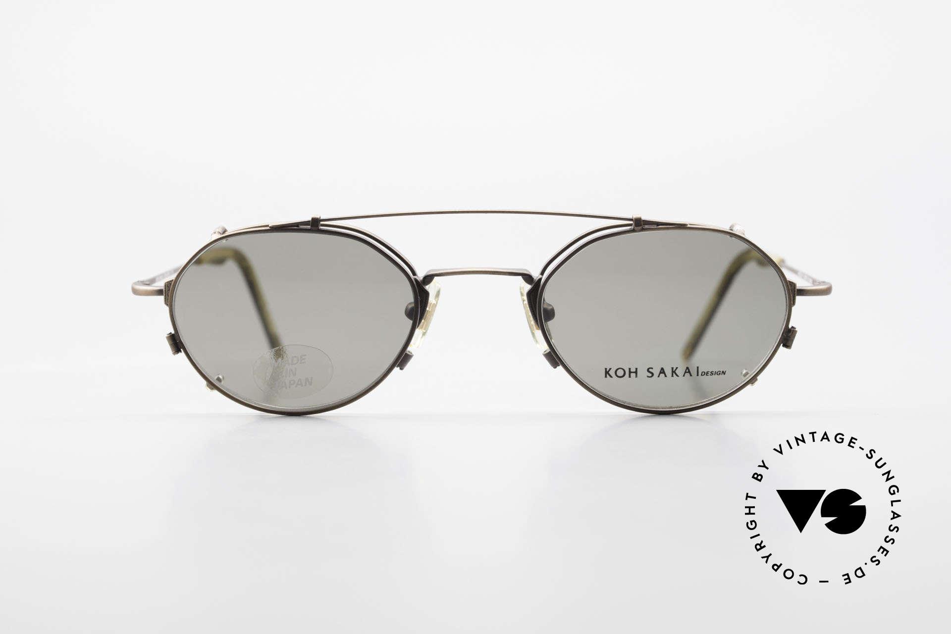 Koh Sakai KS9719 Vintage Frame Ladies & Gents, Koh Sakai, BADA and OKIO have been one distribution, Made for Men and Women