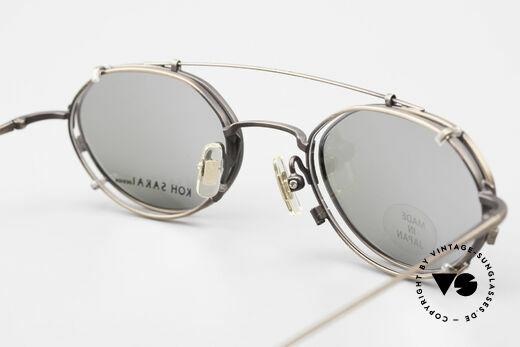 Koh Sakai KS9719 Vintage Frame Ladies & Gents, unworn, NOS (like all our old L.A.+ Sabae eyeglasses), Made for Men and Women