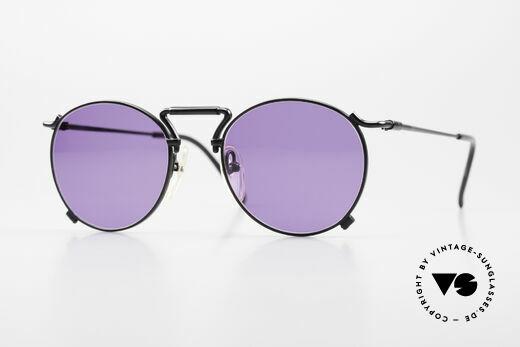Jean Paul Gaultier 55-8174 90's Panto Designer Shades JPG Details