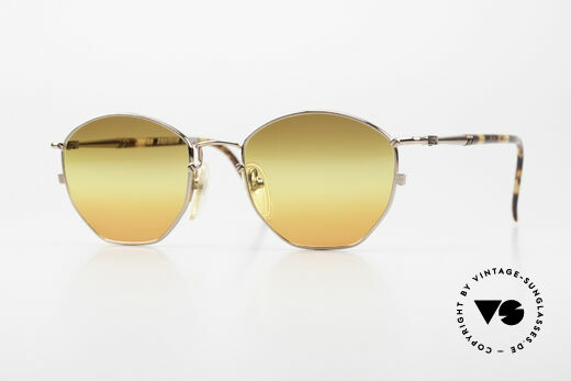 Jean Paul Gaultier 57-2273 Rare Vintage Designer Shades Details
