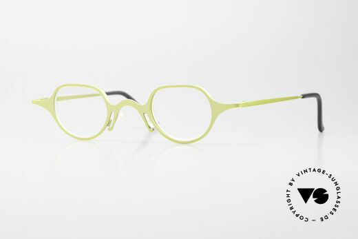 Theo Belgium Bug Women's Glasses Avant-Garde Details