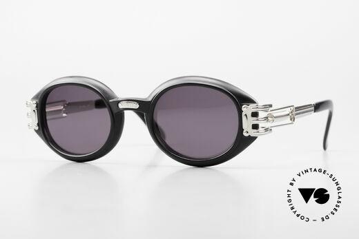 Jean Paul Gaultier 56-5203 Steampunk Sunglasses 1990's Details