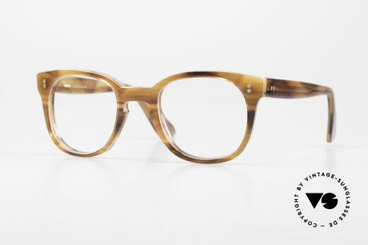 Lesca Ornette Striking Men's Frame Timeless Details