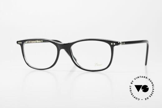 Lunor A5 600 Classic Women's Glasses Acetate Details