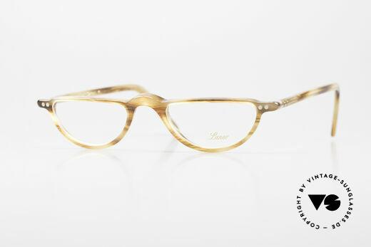 Lunor A5 219 Lunor Reading Glasses Acetate Details